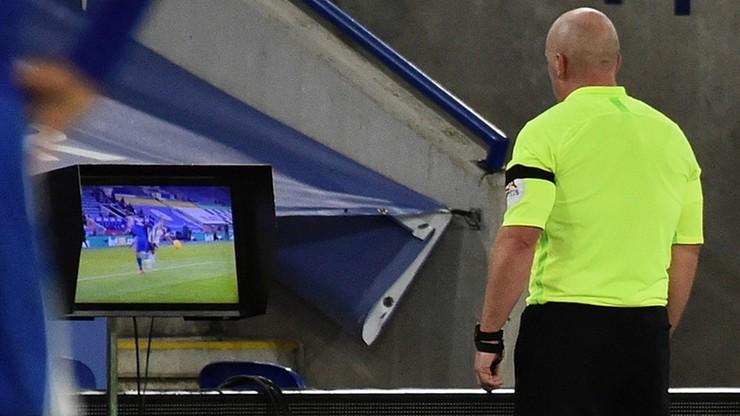 """Liga Mistrzów: UEFA przetestuje w środę """"zdalny VAR"""""""
