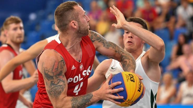 Koszykówka 3x3: Kwalifikacje do Tokio blisko. Jest szeroki skład kadry