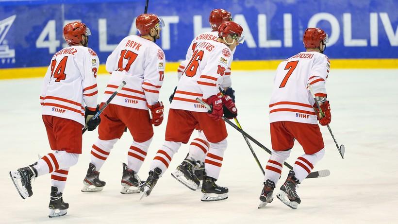 Pekin 2022: Polscy hokeiści przegrali ze Słowacją w kwalifikacjach olimpijskich