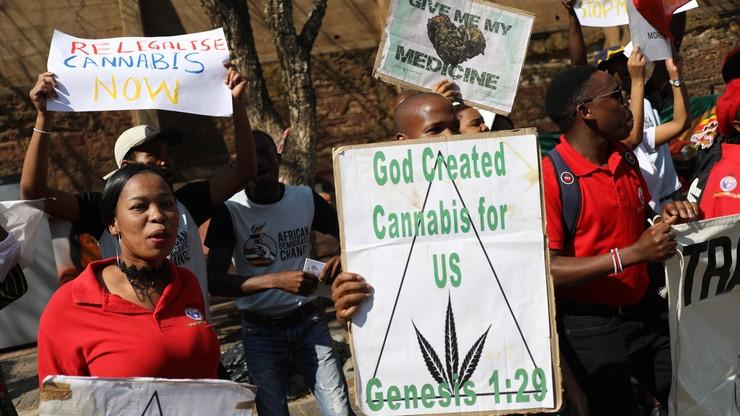 """W RPA będzie można rekreacyjnie palić marihuanę. """"Prawo zakazujące jest niezgodne z konstytucją"""""""