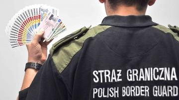 """Straż Graniczna zatrzymała """"kuriera"""" z fałszywymi dowodami osobistymi"""