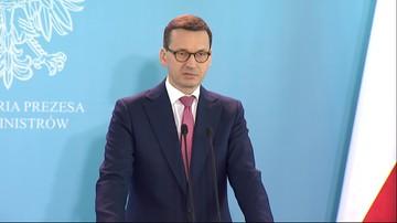 """""""Miarka się przebrała"""". Morawiecki zapowiada interwencję ABW ws. pożarów wysypisk śmieci"""