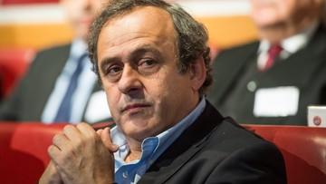Platiniemu złagodzono karę. Prawnicy: zrezygnuje z szefowania UEFA