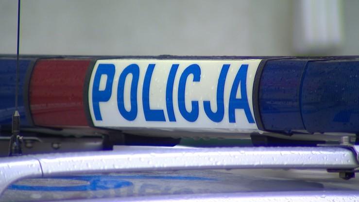 TIR staranował przejście graniczne w Gołdapi. 9 osób rannych