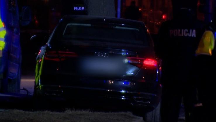 Przesłuchano funkcjonariusza BOR rannego w wypadku premier Szydło. W kraksie złamał nogę