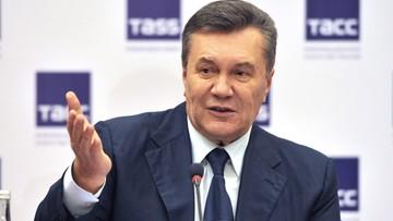 """""""Podejrzany o zdradę"""". Ukraina prokuratura poinformowała byłego prezydenta o zarzutach"""