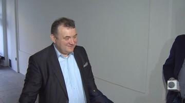 Komisja regulaminowa za uchyleniem immunitetu i zgodą na areszt dla Gawłowskiego