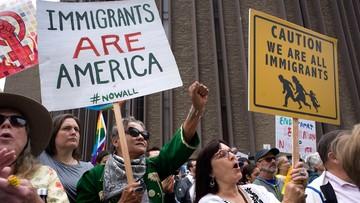 Donald Trump: migranci powinni być bez procesu odsyłani do swoich krajów
