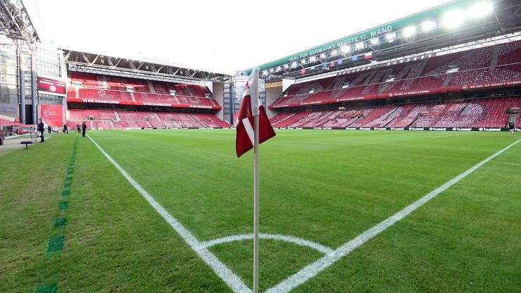 Euro 2020: Ponad milion kibiców chce kupić bilety na mecze w Kopenhadze