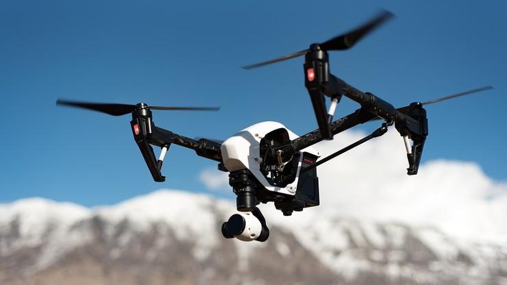 Aplikacja umożliwiająca bezpieczne latanie dronem - trwają testy