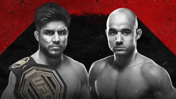 UFC 238: Karta walk