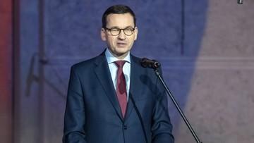 Expose premiera. Gospodarka, ekologia i sprawy europejskie