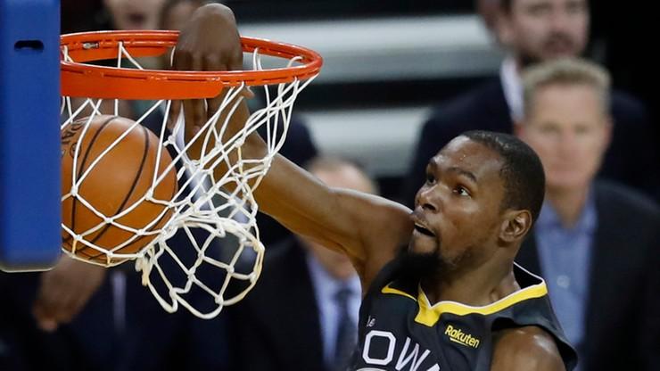 NBA: Golden State Warriors nie zwalnia tempa. Kolejna wygrana mistrzów