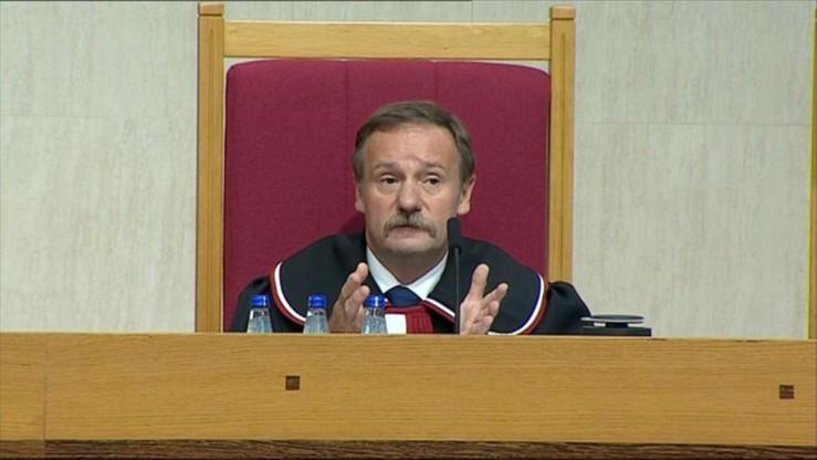 Sędzia Pszczółkowski ujawnił, kogo nie powiadomiono o terminie Zgromadzenia Ogólnego TK