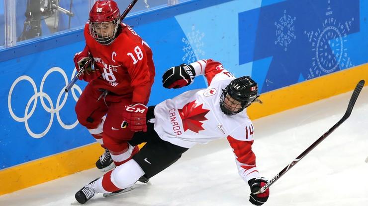 Pjongczang 2018: Kanadyjki i Amerykanki w finale hokeja