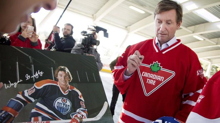Legenda hokeja ambasadorem chińskiego klubu ligi KHL