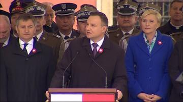 Prezydent: chcę, aby w przyszłym roku odbyło się referendum ws. konstytucji