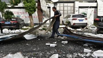 Tornada w Chinach. Są ofiary śmiertelne