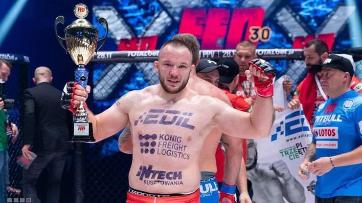 Wojciech Janusz przed FEN 32: Jestem gotowy na walkę w każdej płaszczyźnie