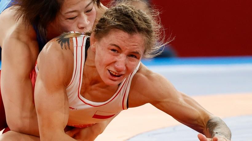 Tokio 2020: Roksana Zasina przegrała repesaż i odpadła z rywalizacji
