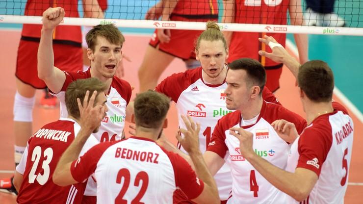 Cztery szybkie sety! Polscy siatkarze ograli Belgię na inaugurację sezonu reprezentacyjnego