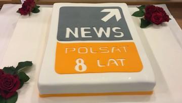 Ósme urodziny Polsat News