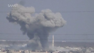 Amnesty International ma dowody, że siły Rosji i Syrii umyślnie atakują szpitale