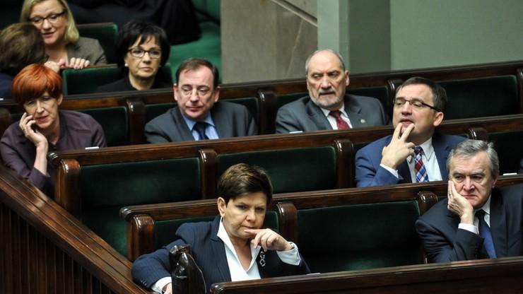 """Projekt """"ustawy dezubekizacyjnej"""" pozytywnie zaopiniowany przez sejmowe komisje"""
