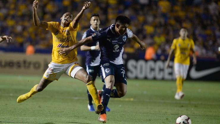 Liga Mistrzów CONCACAF: Wygrana Monterrey w pierwszym meczu finału