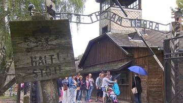 Muzeum Auschwitz z rekordem frekwencji