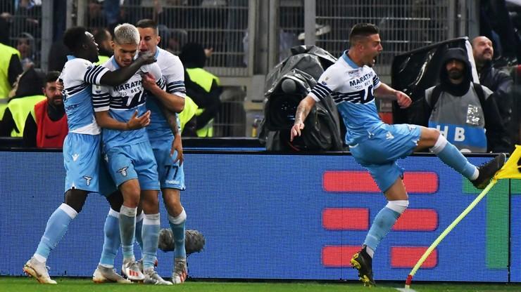 Puchar Włoch dla Lazio