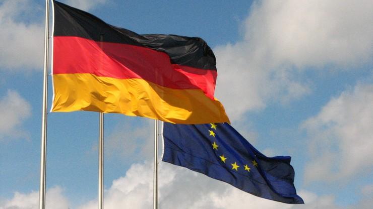 Sondaż: 26 proc. Niemców za wyjściem z Unii Europejskiej