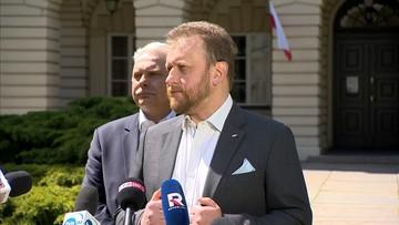 Szumowski: wzmacniamy kontrolę sanitarną na Śląsku