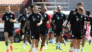 Liga Mistrzów: Szpieg na treningu Bayernu Monachium?