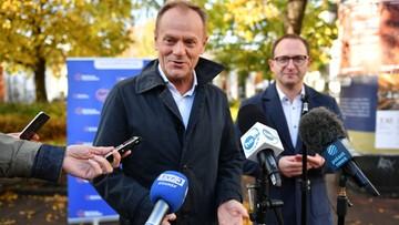 """Für Deutschland"" Donalda Tuska. Lider PO skomentował, minister odpowiada"