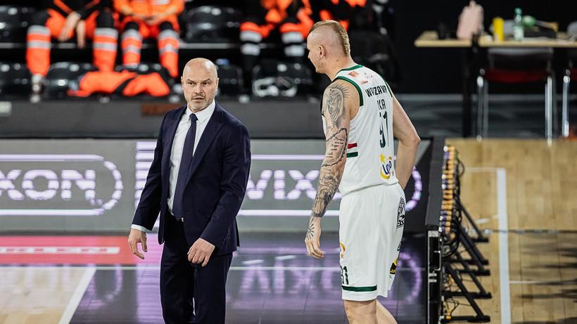 Puchar Europy FIBA: Legia Warszawa - Szolnoki Olaybanyasz. Relacja meczu
