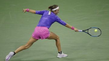 US Open: Rozpędzona Azarenka w półfinale, pora na mecz z Sereną Williams