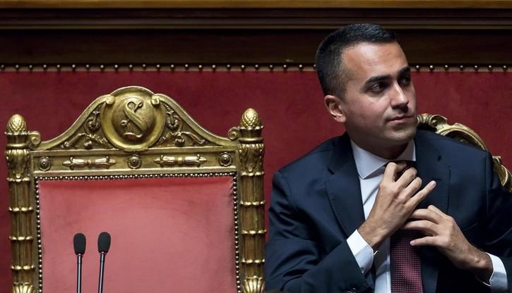 Wicepremier Włoch domaga się dymisji ministrów z Ligi