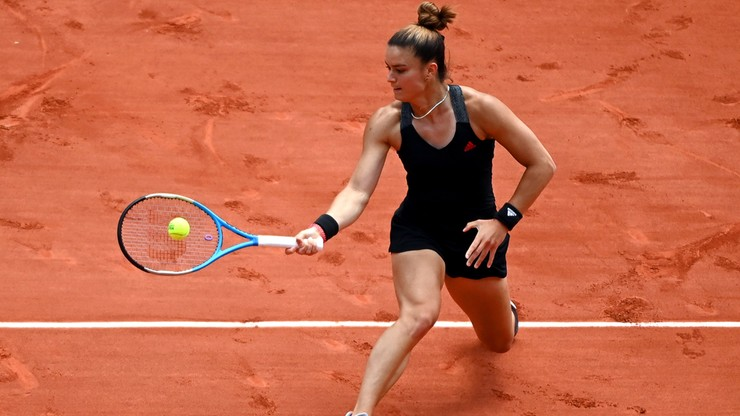 Roland Garros: Krejcikova - Sakkari. Relacja na żywo