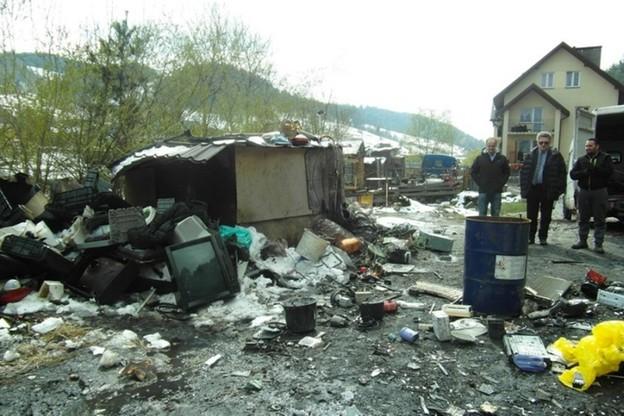 Pomysł gminy Ochotnica Dolna: warsztaty ekologiczne dla Romów