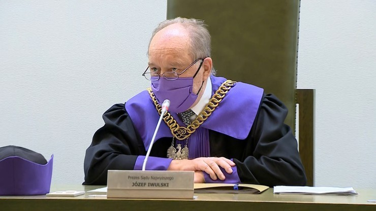 Immunitet sędziego Iwulskiego. Jest decyzja Izby Dyscyplinarnej SN