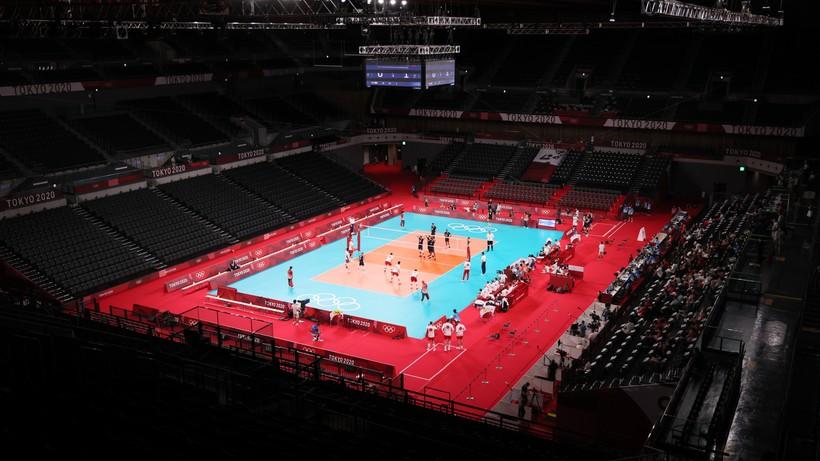 Tokio 2020: Wyniki meczów 4. kolejki turnieju siatkarzy