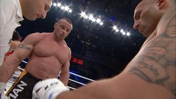 Tak wyglądał debiut Najmana w MMA! (WIDEO)