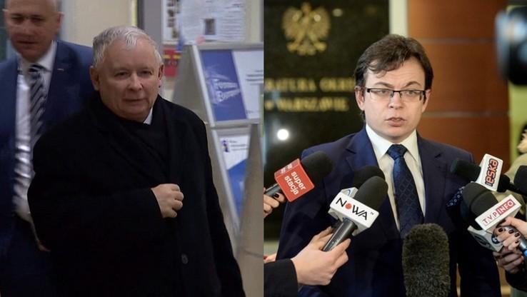 Jarosław Kaczyński chce pozwać Jarosława Kaczyńskiego. Za znieważanie Polaków