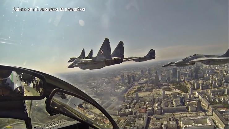 """Jest decyzja ws. lotów MiG-ów. """"Zapytaliśmy pilotów, czy chcą latać"""""""