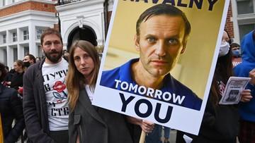 """""""Jeśli Nawalny zginie, nałożymy sankcje"""". Ostrzeżenie dla władz Rosji"""