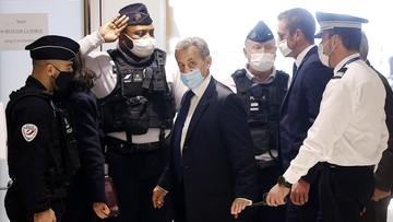 Sarkozy skazany za korupcję i nadużywanie wpływów politycznych