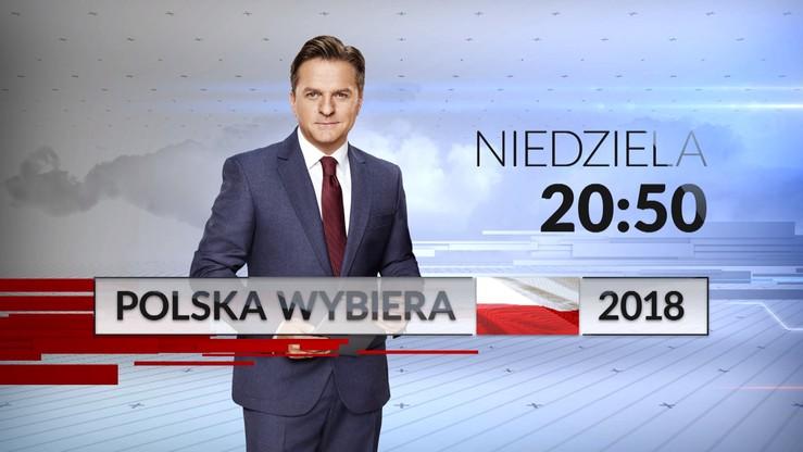 Wieczór wyborczy w Polsat News i polsatnews.pl w niedzielę od godz. 20:50
