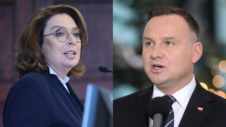 Kidawa-Błońska kontra Duda: w II turze wyborów niemal remis