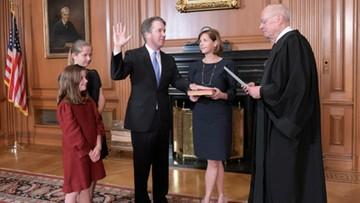 """Kavanaugh sędzią Sądu Najwyższego. """"USA przesuwają się w prawo na wiele lat"""""""
